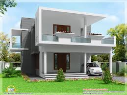 square house plans simple 16 contemporary kerala home design 1800