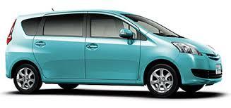 Daihatsu Mpv Toyota Passo Sette 7 Seater Mpv Details