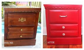 Painted Bedroom Furniture Before And After by Painted Bedroom Furniture Before And After Gray Dresser Ideas Pics