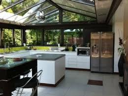 veranda cuisine photo la véranda dans votre cuisine lumières naturel ocre brun http