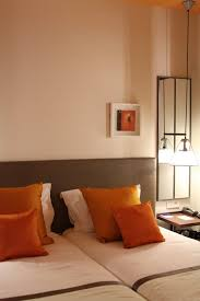 chambre orange et marron beautiful deco chambre orange et marron gallery yourmentor info