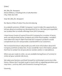 letter of introduction to customers mediafoxstudio com