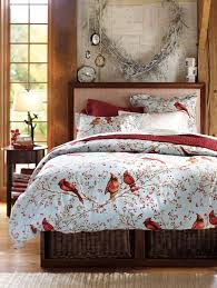 Bedding Decorating Ideas 49 Best Christmas Bedrooms Images On Pinterest Christmas Ideas