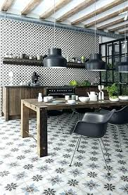 carreaux de ciment cuisine sol pvc carreaux de ciment sol vinyle cuisine marvelous sol vinyle