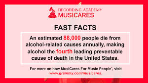 Learn The Serious Risks Of Alcohol Addiction Musicares Grammy Com