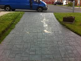 interesting painting concrete driveway ideas on with hd resolution