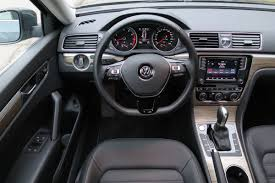 volkswagen inside review cabin much improved inside 2016 vw passat the star