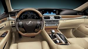lexus car interior 2014 lexus ls460 in london offers more than other luxury cars