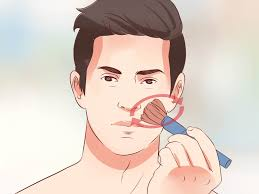 How To Do Mens Eyebrows How To Apply Makeup To Look More Masculine 11 Steps