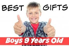 best toys and gifts for 9 year boys tween and
