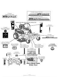 mtd 17af2acp004 2012 rzt 50 17af2acp004 2012 parts diagram