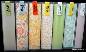 organzing 11 ways to organize with binders organizing made fun 11 ways to