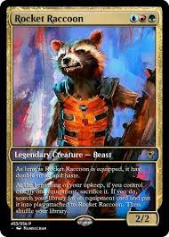 guardians of the galaxy magic the gathering cards set manaleak
