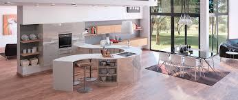 gamme cuisine cuisine design originale alicante zaho qualité sur mesure