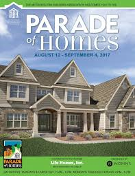 2017 mba parade of homes plan book by detour marketing issuu