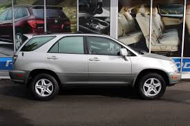 vsc light on a lexus rx300 pre owned 2003 lexus rx 300 4wd sport utility in kirkland 9865e