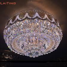 crystal flush mount ceiling lights promotion shop for promotional