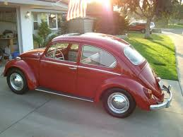 Old Beetle Interior 1965 Vw Beetle With Factory Sunroof For Sale Oldbug Com