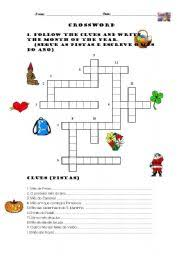 months of the year worksheet by verita