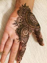 easy design mehndi pinterest easy designs