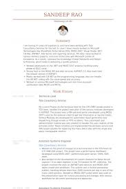 Sample Dot Net Resume For Experienced by Technical Lead Resume Samples Visualcv Resume Samples Database
