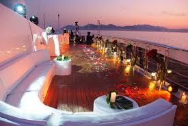 wedding and cocktail party on a yacht turkey tours