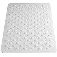 Bathtub Bubble Mat Sabichi Aqua Suction Grip Rubber Bath Mat With Cosy Bubble Foot