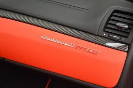 maserati orange 2016 maserati granturismo convertible mc stock m1458 for sale