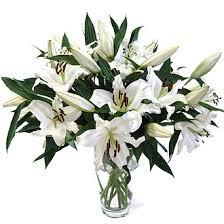 casablanca lilies order flowers online send fresh cut casablanca lilies for next