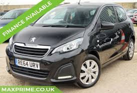 peugeot uk used cars 2015 peugeot 108 active 4 999