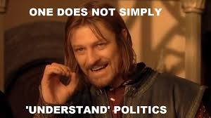 one does not simply meme politics by salibia on deviantart