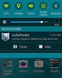 how to listen to with screen android how to listen in background on android without root