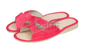 Leather Bedroom Slippers House Slippers Stock Photos U0026 Pictures Royalty Free House