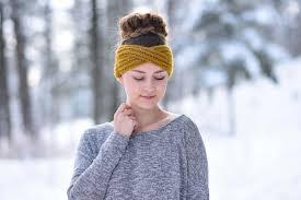 winter headbands 3 easy headband hairstyles hairstyles
