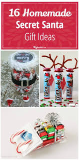 Christmas Gift Ideas To Make Pinterest Best 25 Secret Santa Gifts Ideas On Pinterest Xmas Gifts 2016