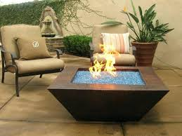 Plans For Patio Tables by Outdoor Dining Table With Built In Fire Pit Backyard Patio