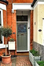 edwardian front door buy stained glass doors exterior green circle