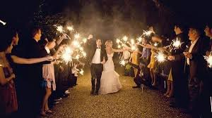 sparklers for weddings sparklers in miami light f x pros