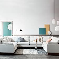 sofa koncept amazing u shaped sectional inside sofa design awesome leather