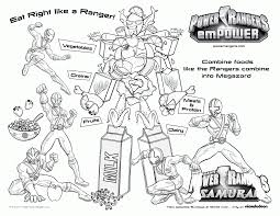 power rangers spd coloring pages print coloring