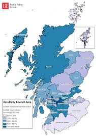 scottish independence referendum results british politics and