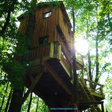ridgetop paradise brevard treehouse 2016 world treehouses of