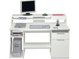 conforama informatique pc bureau bureau blanc conforama gallery of chaise de bureau blanc chaise