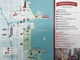 Art Institute Of Chicago Map by Discover Chicago Double Decker And Trolley Tours Information
