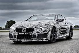 bmw 8 series concept revealed with video cars co za
