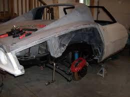 corvette fiberglass repair rear quarter panel installation the corvette restoration page