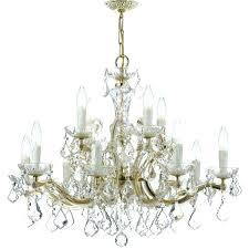 old crystal chandelier noble 6 light blue chandelier candle type