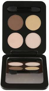 amazon com youngblood pressed mineral eye shadow timeless 4