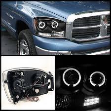 2006 dodge ram 2500 headlight bulb spyder auto dodge ram 1500 06 08 ram 2500 3500 06 09 projector