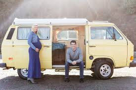1970 volkswagen vanagon babymoon roadtrip a pre parenthood trip in a vw van wsj